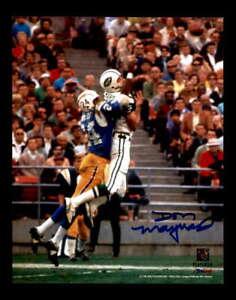 Don Maynard Hand Signed 8x10 Photo Autograph Jets
