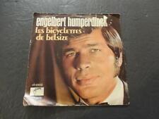 Englebert Humperdinck, Les Bicyclettes De Belsize  1968 NM 45RPM        ID:27069