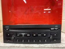 Peugeot Citroen Car Stereo Radio Head Unit Cd Player Clarion Pu-2859a Decoded