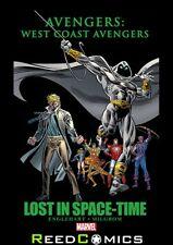 AVENGERS WEST COAST AVENGERS LOST IN SPACE-TIME HARDCOVER (232 Pages) Hardback