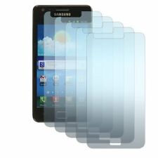 5-pack Crystal Clear Screen Protector for Samsung Galaxy S2 i9100 (Verizon)