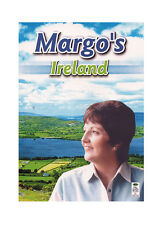 Margo - Margo's Ireland | NEW SEALED DVD & BONUS CD | Region Free | Irish Music