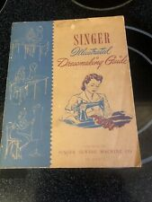 Vintage Singer Illustrated Dressmaking Guide 1941 Manual