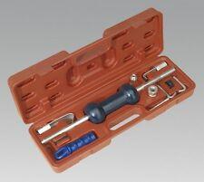 Sealey DP935B deslice Martillo Kit 9Pc Conjunto de reparación de herramienta de mano de cuerpo Suran