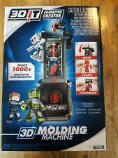 3D MOLDING MACHINE 3D-IT Wax Character Creator - Skeleton Monster Starter Pk