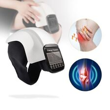 Laser Heated Air Pressure Knee Rheumatoid Arthritis Physiotherapy Massager USB