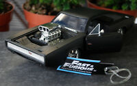 1970 Dom´s Dodge Charger R/T Fast & Furious, 1:24, Jada Toys 97175-1 neu