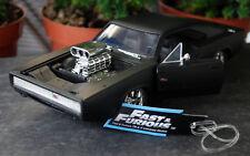 1970 Dom´s Dodge Charger R/T Fast & Furious, 1:24, Jada Toys 97175-1 neu