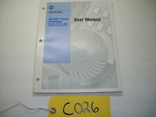 ALLEN BRADLEY SLC 500 ANALOG I/O MODULES USER MANUAL 40072-028-01(A) Nice