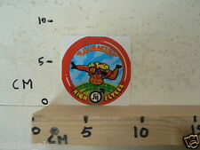 STICKER,DECAL JIJ IN AKTIE HIGH FLYERS PARACHUTE SPRONG