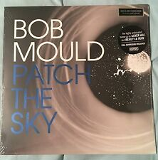BOB MOULD PATCH THE SKY LP EXCLUSIVE Vinyl WITH SIGNED ART PRINT WITH DOWNLOAD