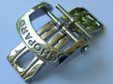 CHOPARD Mille Miglia 22mm Deployment Deployant Clasp Buckle Stainless Steel NEW!