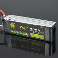 Lion Power 11.1V 2800MAH 30C MAX 35C AKKU LiPo Battery For Rc Helicopter