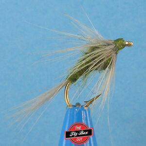 Blue Wing Olive Nymph Premium Fishing Flies - Dozen -Select Sizes***