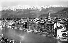 BR28373 Grenoble Station de deaprt du teleferique cable train france
