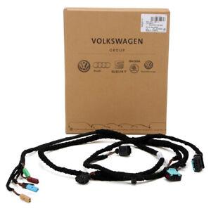 ORIGINAL VW Leitungssatz-Heckdeckel ohne Kamera PASSAT CC links 3C8971182E