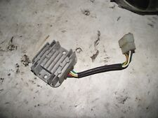 JONWAY MADNESS  125 CC 2008  REGULATOR RECTIFIER