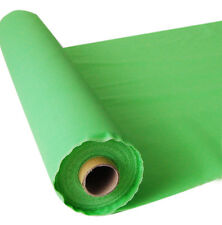 """40"""" x 100 Feet Plastic Banquet Party Table Cover Roll Disposable Tablecloths"""