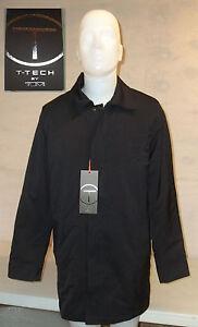 T-Tech by TUMI Men's Jacket-BLACK-LARGE-NWT