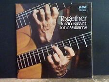 JULIAN BREAM  AND JOHN WILLIAMS  Together  LP