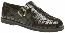 Unbranded Buckle 100% Leather Shoes for Men