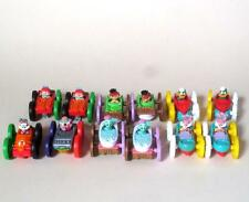Ronald McDonald's Happy Meal Flip Cars Lot of 12 Looney Tune Toys