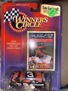 Dale Earnhardt Winners Circle 1997 Nascar 1:64 Car #3 Goodwrench Plus - NOC