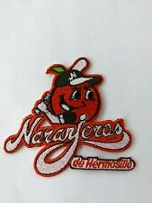 Naranjeros de obregon  Patch Mexico Beisbol Baseball