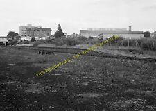 Newhaven Railway Station Photo. Leith - Granton Road. Edinburgh Area. (9)