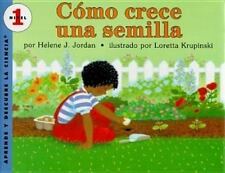 Como Crece Una Semilla / How a Seed Grows (Let's-Read-and-Find-Out Sci-ExLibrary