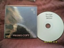 BRIAN AUGER-HERE AND NOW 2006 PROMO CD