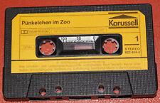 MC KASSETTE - Pünklechen im Zoo KARUSSELL