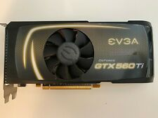 EVGA NVIDIA GeForce GTX560 Ti 1GB GDDR5 Graphics Card 01G-P3-1561-B6