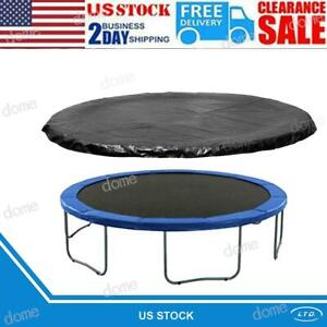 14ft Weather Cover Trampoline Waterproof Cover Rainproof Protection Outdoor