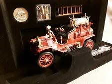 Ford Model T Fire Engine Fire Brigade 1914 1:18 Yatming 20038