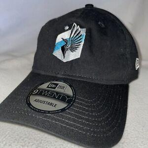Minnesota United FC MNUFC New Era 9Twenty Hat Cap Adjustable Black MLS SOCCER