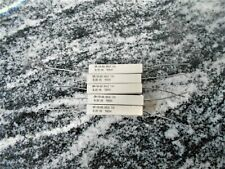 (5) 8.2 OHM10 watt ceramic cement power resistor DALE VISHAY QUALITY MADE IN USA