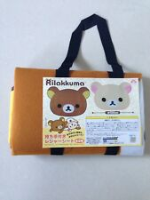 * Brand New * Rilakkuma Sharp Floor Sheet With Leaning Hands