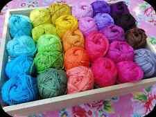Gomitolo di Lana Filati gomitoli lana per ferri uncinetto maglia colore VERDE