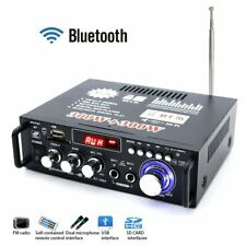 Neu 600W Hause Verstärker bluetooth Audio Verstärker HiFi Subwoofer Verstärker