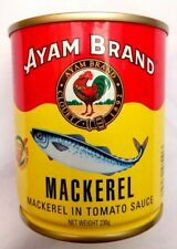 Ayam Brand Mackerel In Tomato Sauce 230g x 3 cans