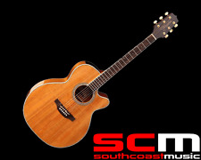 RRP$1199 Takamine GN77 KCE ALL KOA Acoustic Electric Guitar w Pickup and Cutaway