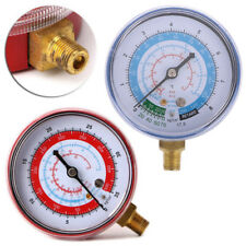Air Conditioner R404A R134A R22 Refrigerant High&Low Pressure Gauge PSI KPA New