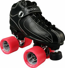 Jackson Vibe Mens Ladies Quad Fashion Roller Derby Skates US Size 7 RRP $299