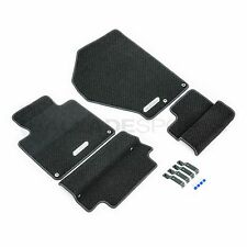 Honda Access S2000 Euro 4 Pcs Left Hand Drive Black Floor Mat Set S2K AP1 AP2