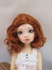 Monique CHARLENE Wig Double Red Size 8-9 shown on Mei Mei by Kaye Wiggs