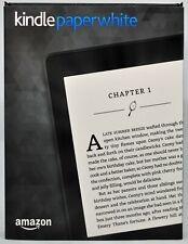 Kindle Paperwhite 2016 4GB WLAN eReader, Beleuchtung, schwarz - generalüberholt
