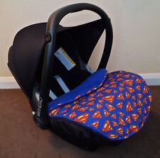 MAXI COSI CABRIO CABRIOFIX GRACO ICANDY CAR SEAT FOOTMUFF COVER UNIVERSAL FIT