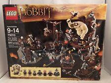 Brand New Sealed LEGO 79010 The Hobbit The Goblin King Battle 841pcs