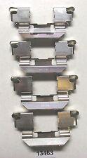 Better Brake Parts 13463 Rear Disc Brake Hardware Kit